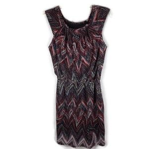 City Triangles Size S Mini Dress Multicolored